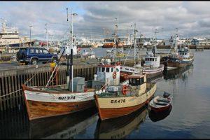 Reykjarvík harbour - Iceland restaurants and museums