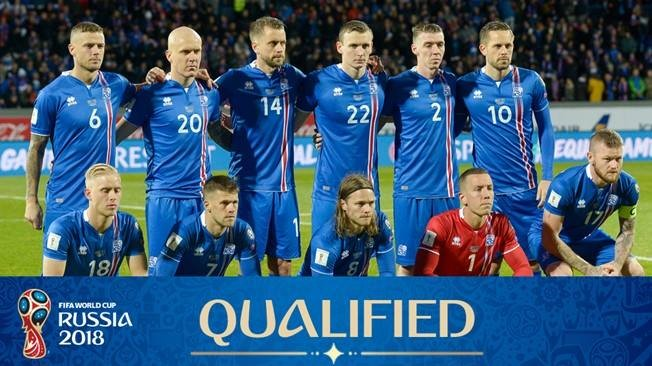 Iceland Football - World Cup 2018