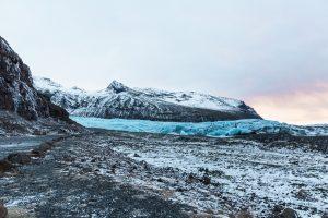 Glaciers on Iceland - Iceland Glaciers