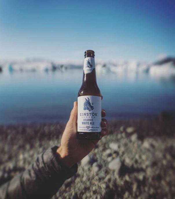 Einstök beer - Icelandic beer