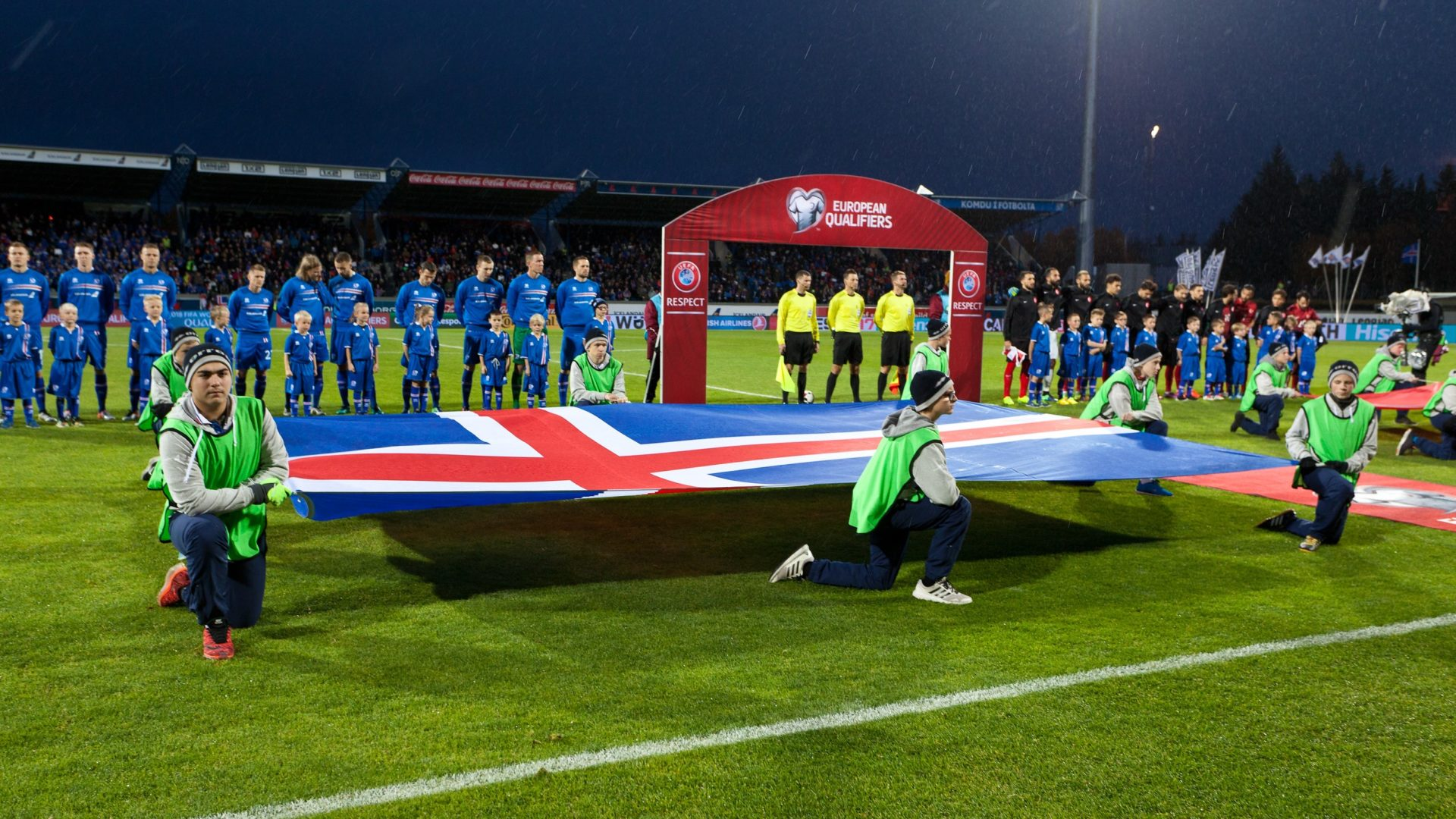 Iceland's Rise as a Football Nation Euro 2016
