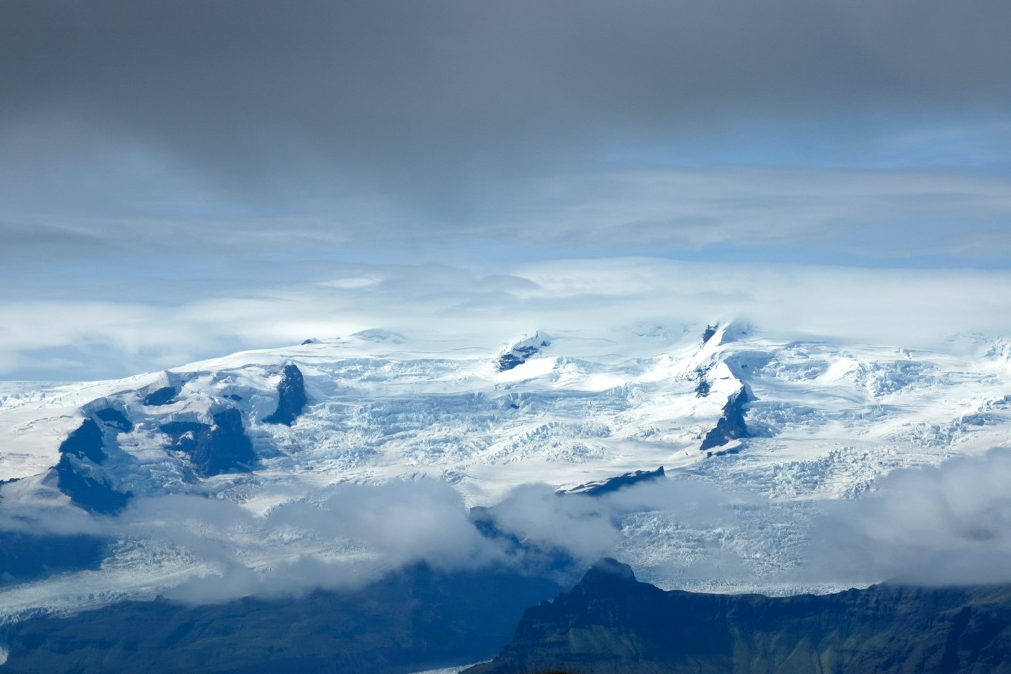 Glaciers on Iceland: History of Glaciation in Iceland