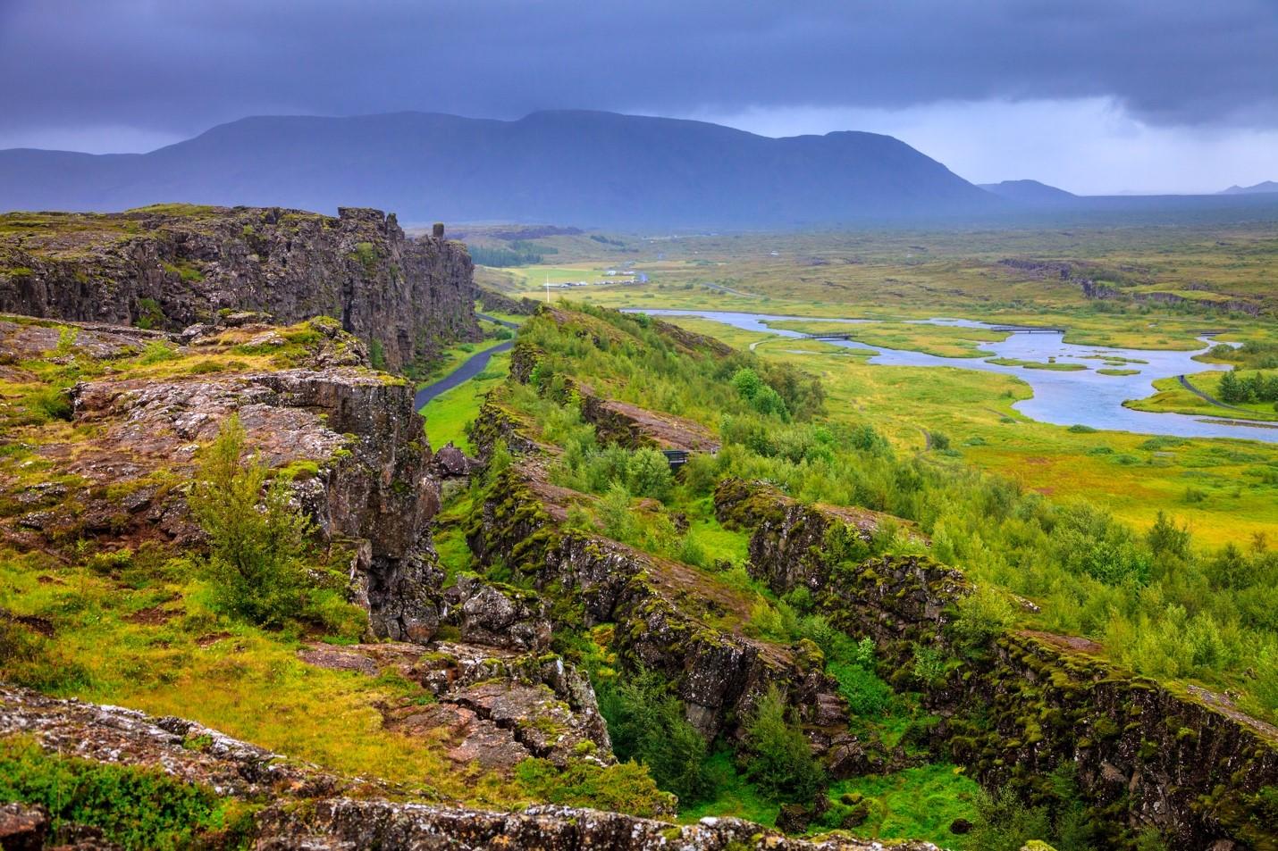 Religion in Iceland - Thingvellir Iceland