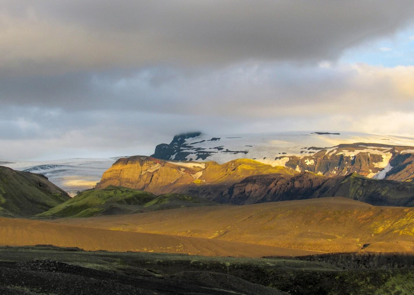 Katla volcano - Katla