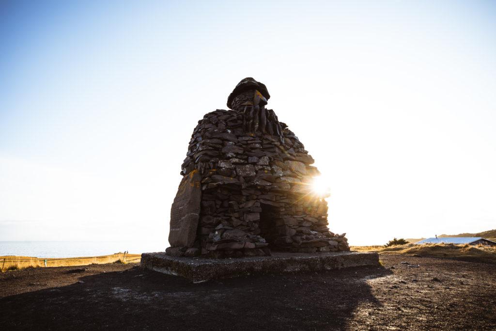 Bárður Tröll - Bardur Troll - Arnarstapi Iceland