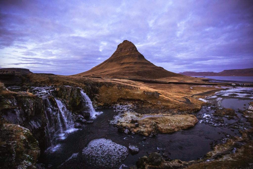 Kirkjufellsfoss - Snæfellsnes Peninsula Tour