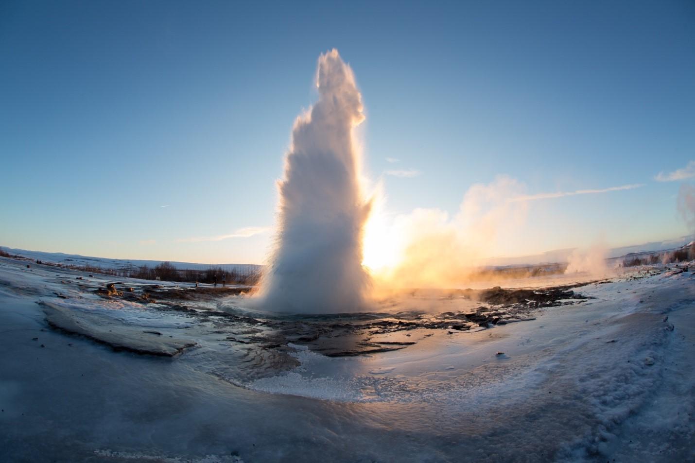 Geysir - Golden Circle Iceland Tour