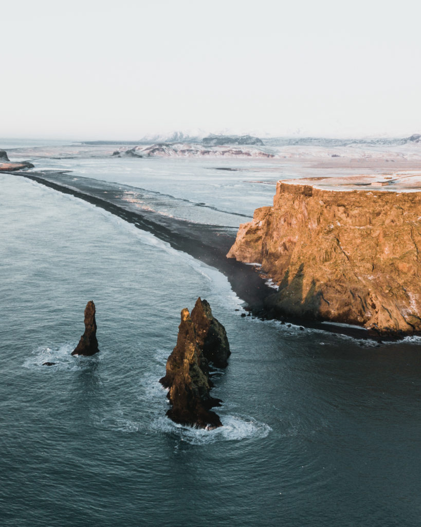 Private South Coast Tour - Black Sand Beach Iceland