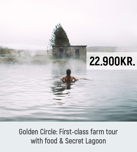Golden Circle with Secret Lagoon