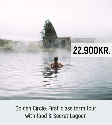 Golden Circle with Secret Lagoon