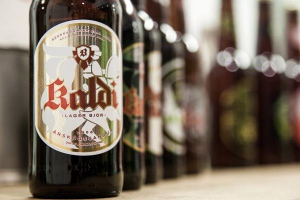 Iceland brewery - icelandic beer