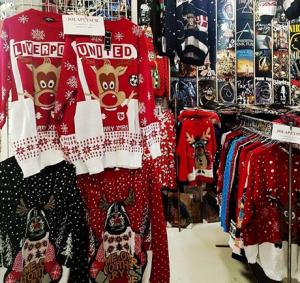 Iceland Shopping - Flea market - icelandic sweater