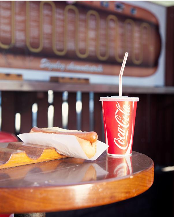 bæjarins beztu pylsur - hot dogs in reykjavik