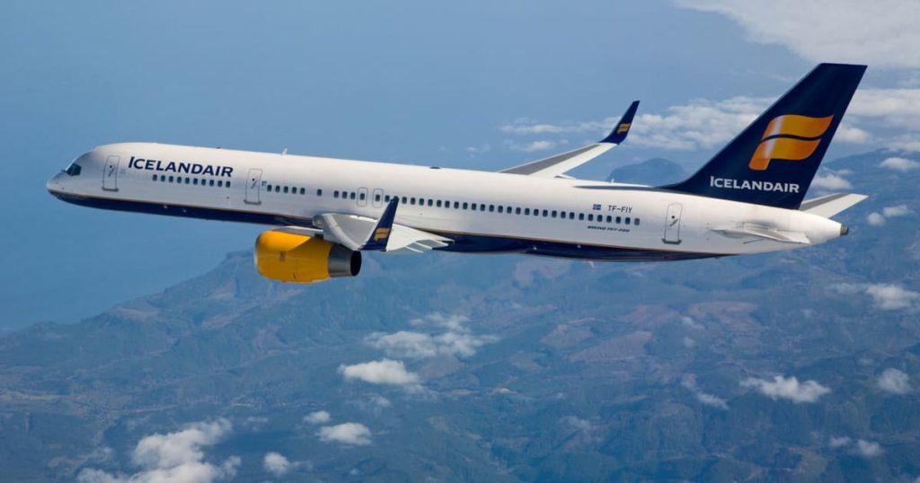 Icelandair airline