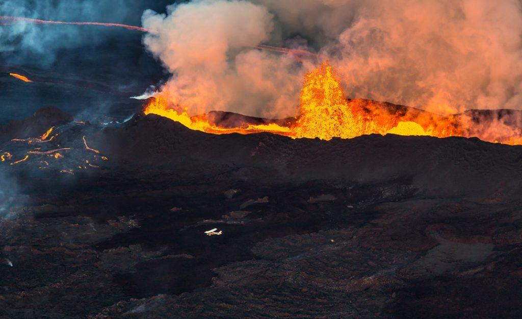 Volcano - Lava