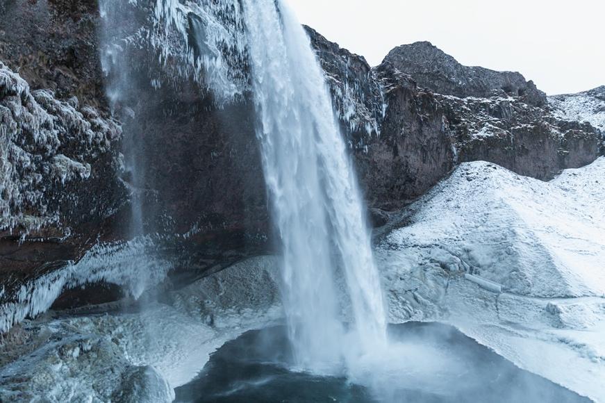 Seljalandsfoss - Iceland South Coast open all year