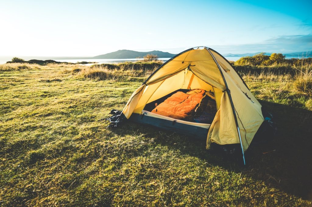 Things to do in Iceland in July - Camping in Iceland