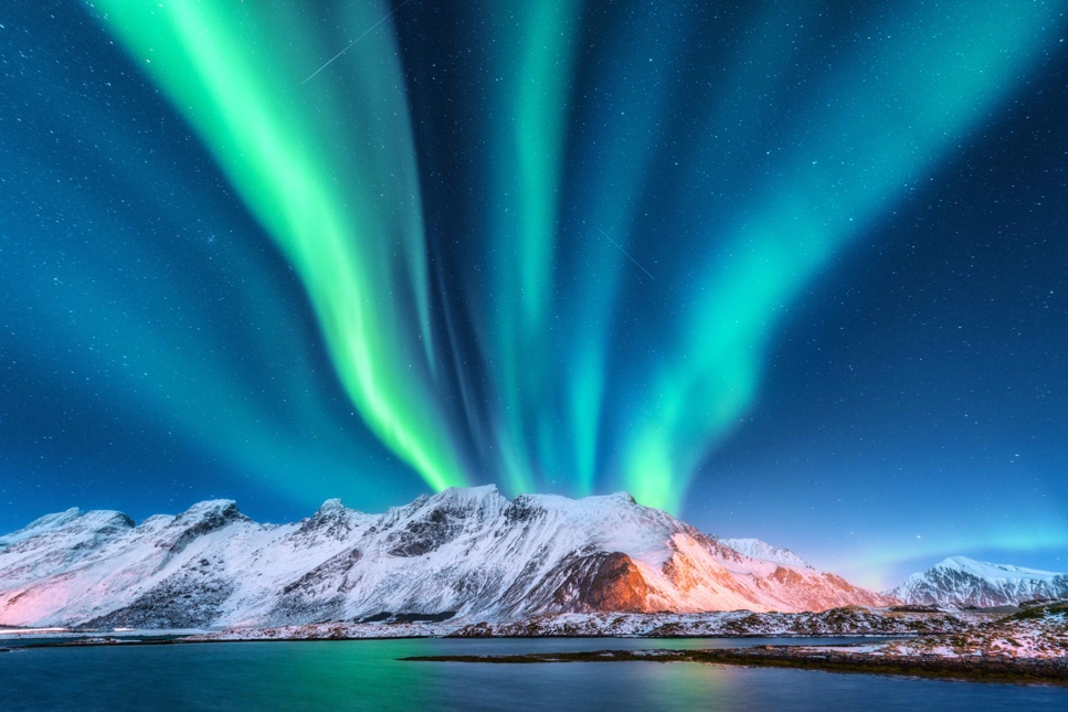 See the northern lights Iceland - Iceland Winter Time