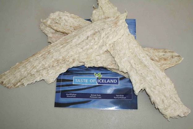 iceland dried fish - dried fish snacks