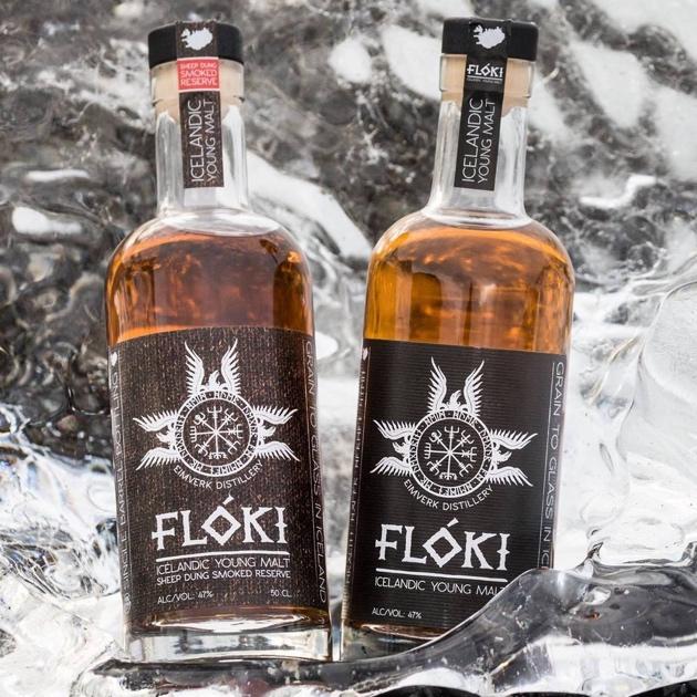 Icelandic Whiskey - Flóki