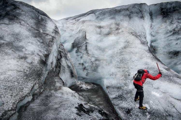 Glacier Hiking Iceland - Iceland Winter Time