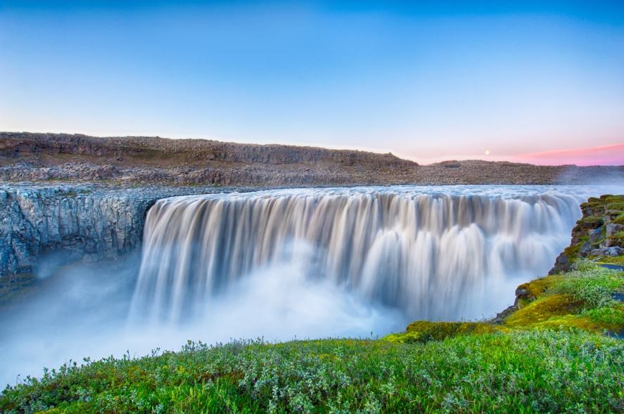 Dettifoss Waterfall - Iceland Waterfalls