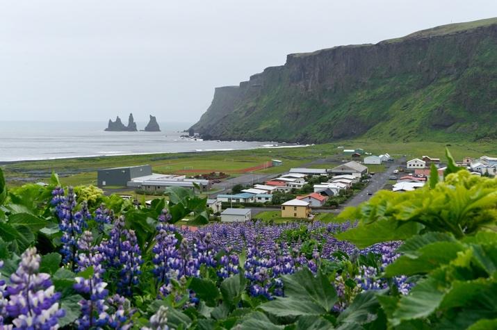 Vík Iceland - Iceland South Coast