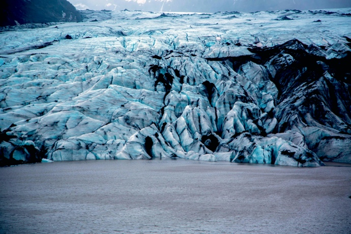The Sólheimajökull glacier tour - Iceland South Coast