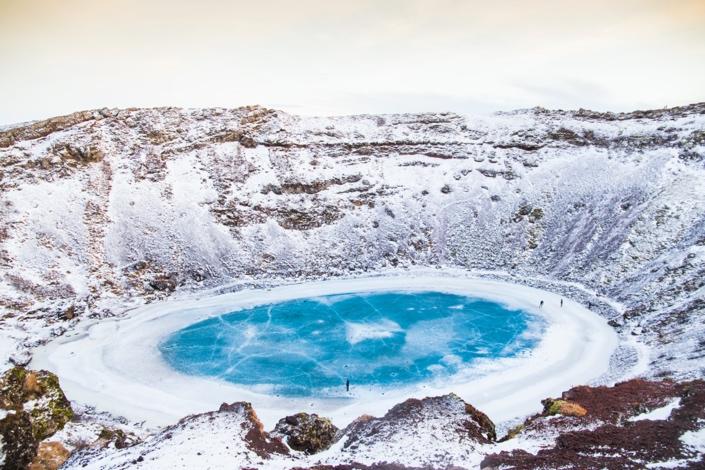 Golden Circle Tour Winter - Iceland South Coast