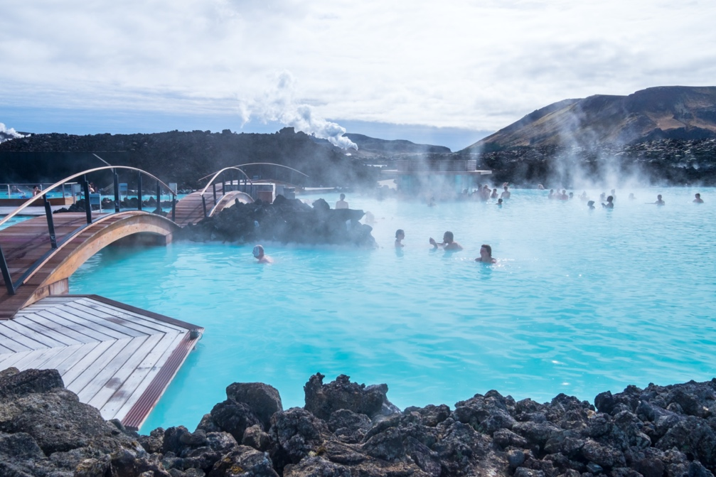 Things to do in Iceland in July - Visit Blue Lagoon