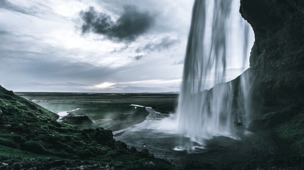 Seljandsfoss Waterfall - Iceland South Coast Tour