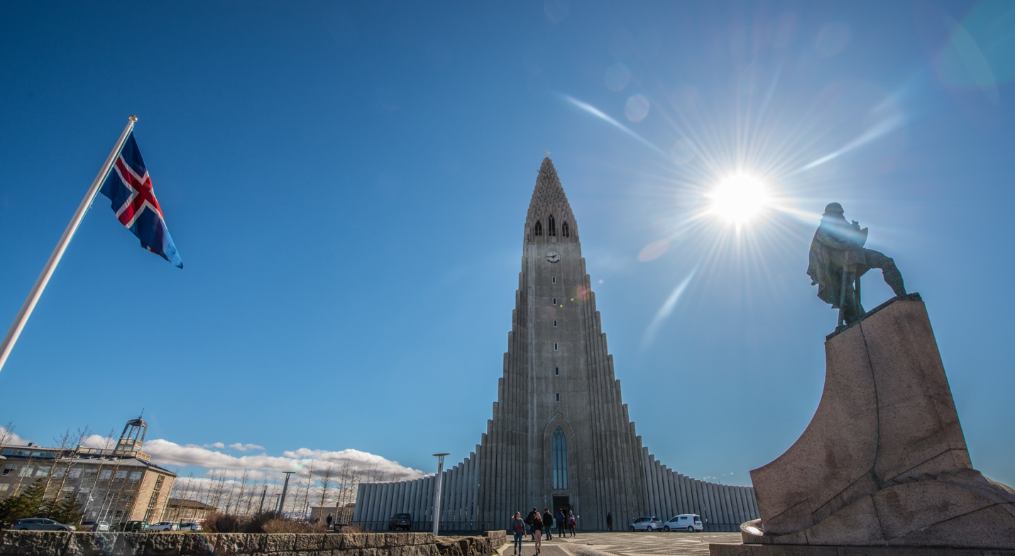 Hallgrímskirkja - Iceland Church - Reykjavík