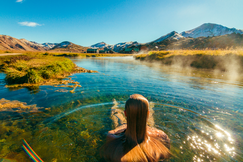 Private tour to volcanic Landmannalaugar - Hot Springs Iceland