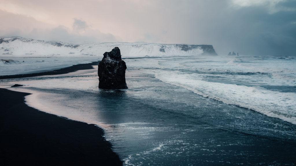 Black Sand Beach - Reynisfjara Iceland