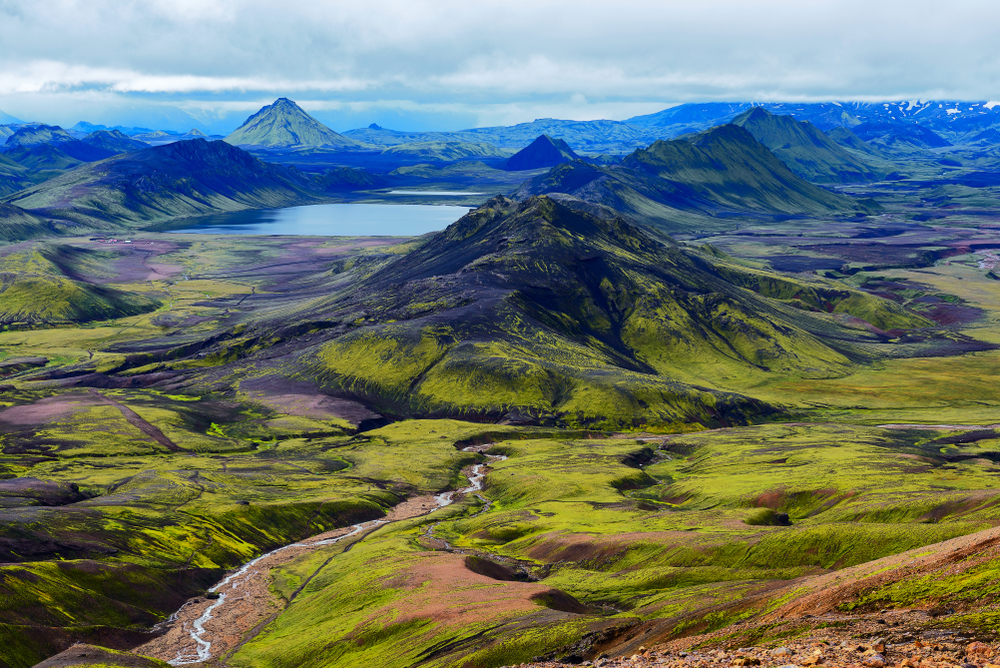 Private tour to volcanic Landmannalaugar