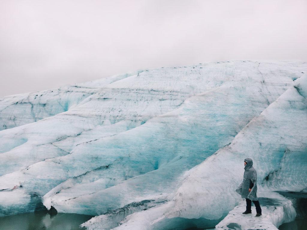 Glacier Hike Iceland - South Coast Tour Iceland